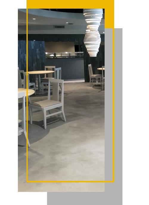 realizzazioni pavimenti in resina Milano